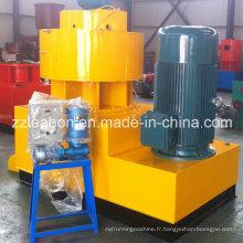 Machine de fabrication de granulés de bois à la biomasse