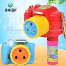 Kids Outdoor Toy Automatic Soap Bubble Gun