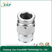 China pneumatic brass male straight fitting (MPC)