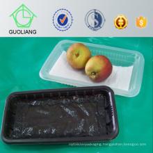 2016 Promotion High Grade Food Packaging Transparent Plastic Box for Fruit