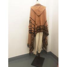 Knitted Fringe Scarf Custom