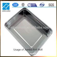 Bulk Aluminum Foil for Disposable Container