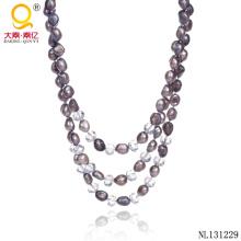 2014 Ювелирные изделия Ювелирные изделия ожерелья перлы способа