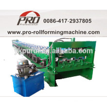 Competive price floor tile flooring roll forming machine