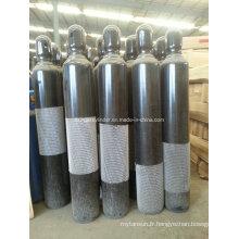 Cylindre de gaz d'azote acier 68L