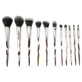 Collection de pinceaux de maquillage 11PC