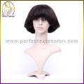 Дешевый импорт продукции Боб стиль девственной человеческих волос парик шнурка