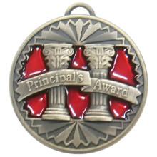 Medalla de aleación de zinc de Medalla de Medalla de Medalla 3D efecto antiguo para eventos deportivos