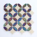 Azulejos Mosaico De Mármol / Mosaico De Vidrio Mosaico EL9537