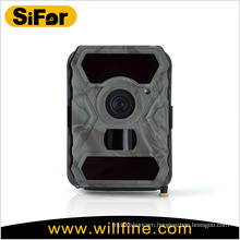 MMS SMS Email Trail Camera HT-002 with Camouflage 56pcs 850nm leds