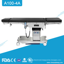A100-4A Ent Compatibled Surgery Operating Table With C-arm Compatible