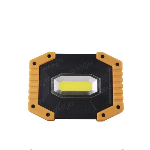Projecteur de chantier portable compact à LED
