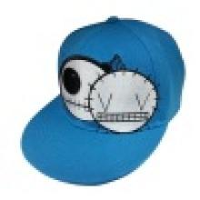 Cap / Baseball Capuchon ajusté avec Flat Peak Ftd075