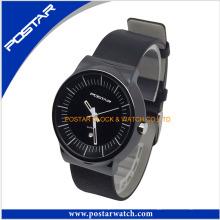 Heißer Verkauf Prevail Fashion Brand Luxus Leder Uhr für Männer