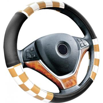 Classical PVC steering wheel cover