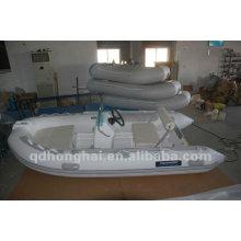 barco inflável de costela HH-RIB350 com CE