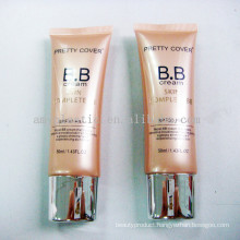 Cosmetic Tube for Bb Cream