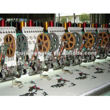 YUEHONG doble máquina de bordar de lentejuelas
