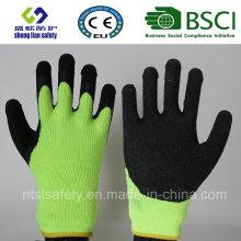 Nylon Latex Arbeitshandschuhe Latex Handschuh