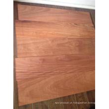 Natureza aromática Lisa superfície Balsamo Flooring Timber