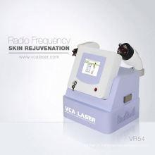 Machine de levage rf d'approbation médicale de la CE pour la peau serrent le retrait de ride