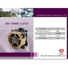 Máquina de tração gearless personalizado preço de venda quente