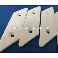 Special-shaped brick alumina ceramic tile zirconia ceramic plate