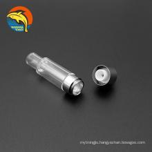 Bulk wholesale cbd atomizer vap cartridges cbd oil empty 1ml glass cartridge with packaging