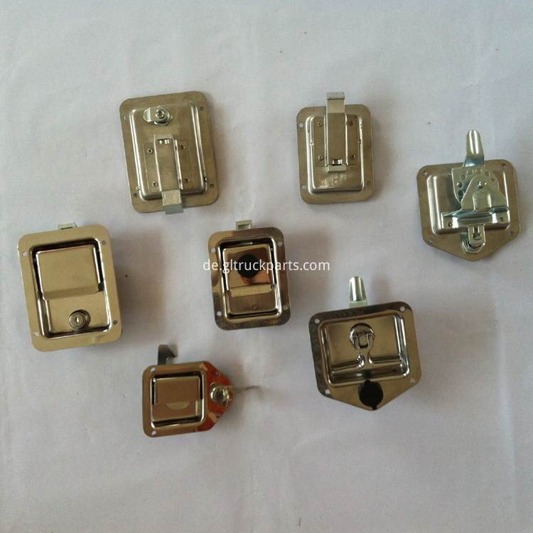 toolbox recessed latch with keys