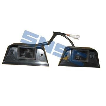 Запасные части Chery Karry SN01-000021 NO.PLATE LAMP