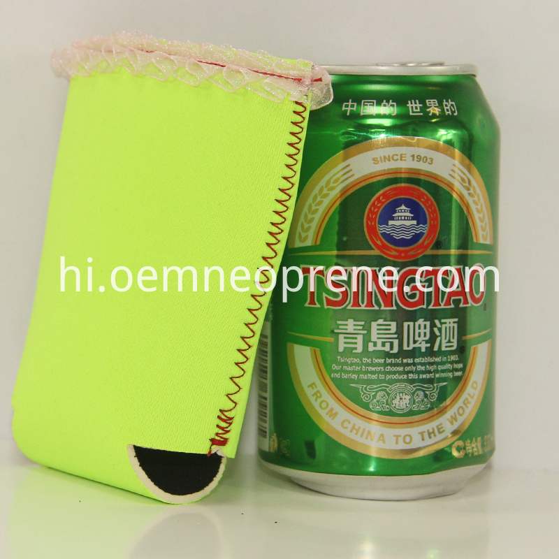 lace can cooler