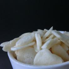 Meilleures ventes de granules d'ail frit sous vide ail haché