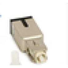 Фиксированный аттенюатор с волоконно-оптическим кабелем SC