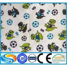 Lovely Print flannel Ткань хлопчатобумажная фланель Ткань для детской одежды, подгузников, постельных принадлежностей