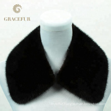 Outstanding manufacture real rex rabbit fur collar Competitive price