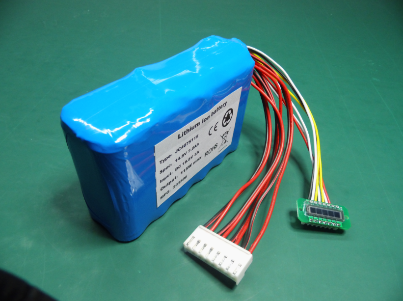 Battery Packs with LCD Display