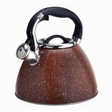 Bouilloires sifflantes populaires en acier inoxydable