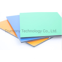 New Factory Price OEM Customized Stone Wooden Pattern Building Materials Aluminum Composite Wall Panels