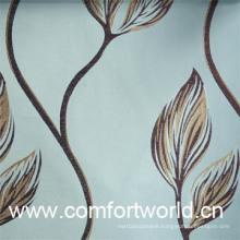 Jacquard Curtain Cloth (SHCL01664)