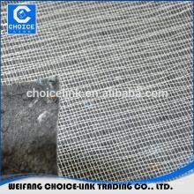 Fiberglass mesh composite mat used for bitumen membrane