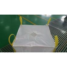 Baffles internos grandes sacos para embalagem de zinco em pó