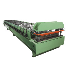 Long Span Factory direct sale Kirby Making Machine Manufacturer Trapezoidal Metal Roofing Sheet Roll Forming Machine Middle East