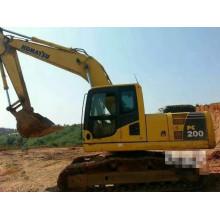 Excavadora de cadenas Komatsu usada (PC200-8)