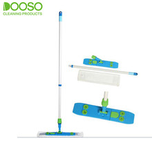 Magnet Telescopic Microfiber Good Quality Flat Mop DS-1236
