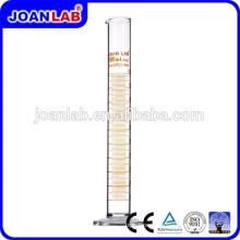 Джоан лабораторных лабораторных приборов из стекла Градуированный цилиндр