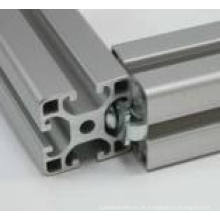 OEM Aluminium Extrusion Aluminium Profil für Vorhangfassade