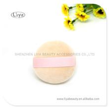 Sensation douce peau couleur cosmétiques visage Puff