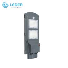Luzes de iluminação de rua integradas LEDER