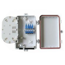 4 Cores FTTH Fiber Optic Termination Box
