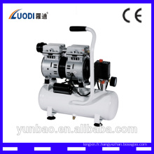 Fabricant compresseur d'air muet sans huile CE